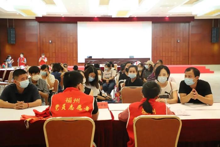 福州市教育系统举办公开接待日活动
