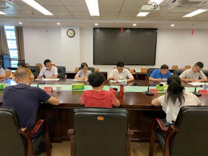 市教育局第八支部召开党史学习教育专题组织生活会 市委党史学习教育第五巡回指导组到会指导